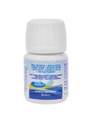 BioXtra Mouthrinse ополаскиватель полости рта с антибактериальными ферментами слюны 30 мл