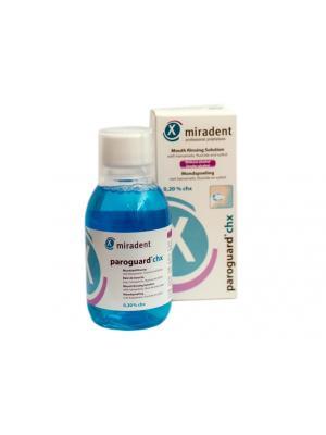 Miradent Paroguard Liquid ополаскиватель для полости рта 0.20 % хлоргексидина 200 мл