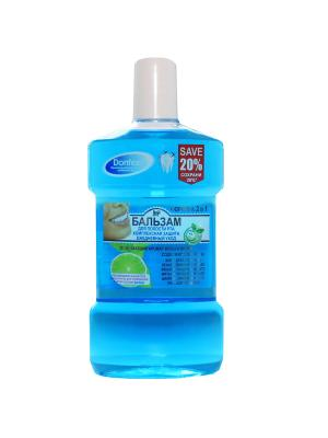 Бальзам Donfeel комплексная защита на каждый день со вкусом мяты (500мл)