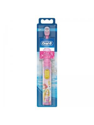 Braun Oral-B Stages Power 3+ Принцессы на батарейках