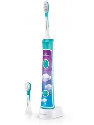 Philips HX6322/04 For Kids электрическая зубная щетка для детей аккумуляторная