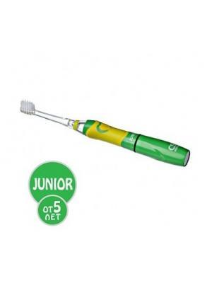 CS Medica электрическая звуковая зубная щетка CS-562 Junior Sonic Pulsar