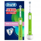 Braun Oral-B Junior 6+ электрическая щетка с таймером