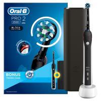 Braun Oral-B PRO 2-2500 электрическая зубная щетка черная