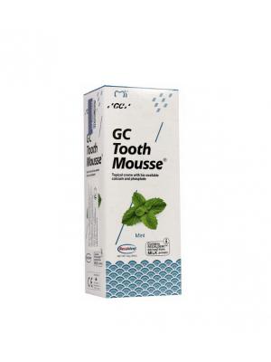 GC Tooth Mousse Mint Тус Мусс со вкусом мяты реминерализирующий гель (35 мл)