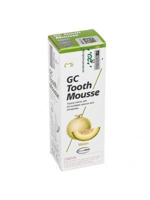 GC Tooth Mousse Melon Тус Мусс со вкусом дыни реминерализирующий гель Япония (35 мл)