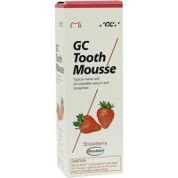 GC Tooth Mousse Strawberry Тусс Мусс со вкусом клубники реминерализирующий гель Япония (35 мл)