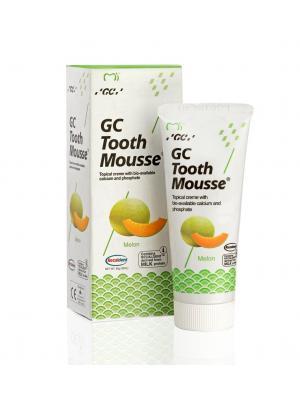 GC Tooth Mousse Melon Тус Мусс со вкусом дыни реминерализирующий гель (35 мл)