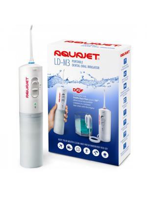 Aquajet LD-M3 портативный ирригатор для полости рта