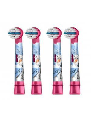 Сменные насадки для щетки Braun Oral-B Frozen EB10K (4 шт)