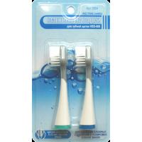 Donfeel HSD-008 сменные насадки для ультразвуковых щеток жесткие (2 шт)
