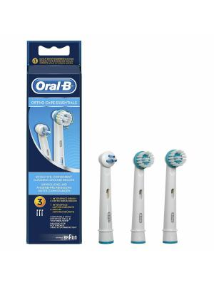 Насадки Oral-B Ortho Care Essentials для имплантов 3шт