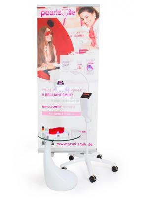 Купить систему для отбеливания зубов в салон клинику дома