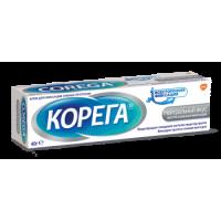 Корега крем для фиксации съемных зубных протезов нейтральный вкус (40 гр)
