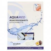 Miradent Aquamed таблетки для рассасывания против ксеростомии (26 шт)