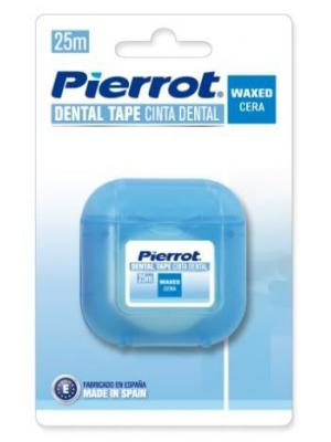 Pierrot Dental Tape межзубный флосс вощеный (25 м)