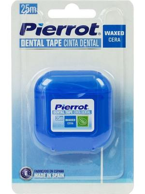 Pierrot Dental Tape межзубный флосс вощеный (25 м)