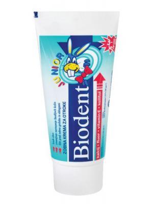 Детская зубная паста Biodent Junior Fresh 3-11 лет 50 мл