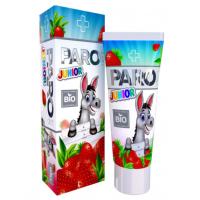 Paro dent Junior Bio детская зубная паста с витаминами с 3 лет (50 мл)