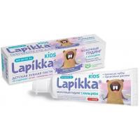 Lapikka Baby зубная паста молочный пудинг для детей 3+ (45 гр)