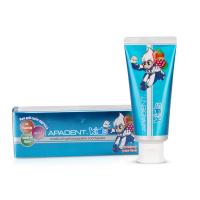 Apadent Kids детская зубная паста (60 мл)