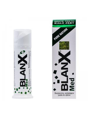 Противовоспалительная зубная паста для дёсен BlanX Med Pure Nature