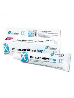 Miradent Mirasensitive hap+ интенсивная зубная паста для сверхчувствительных зубов (50 мл)