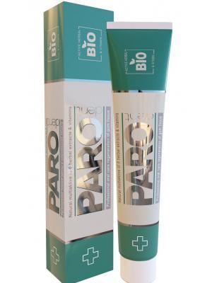 Paro dent bio melissa натуральная зубная паста с комплексом лекарственных трав (75 мл)