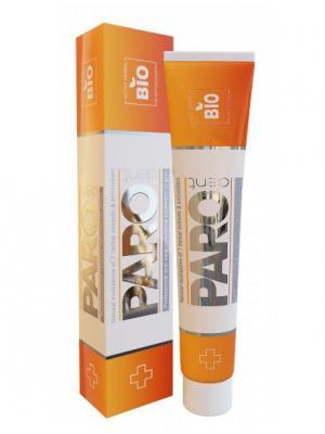 Paro dent bio calendula натуральная зубная паста с комплексом лекарственных трав (75 мл)