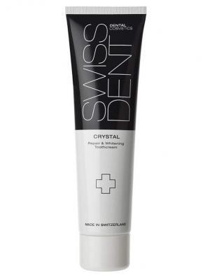 Swissdent Crystal отбеливающая зубная паста для укрепления эмали (100 мл)