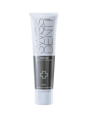 Swissdent Gentle мягкая отбеливающая зубная паста для чувствительных зубов (100 мл)