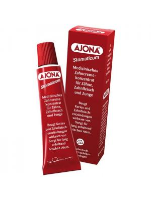 Айонa лечебно-профилактическая концентрированная зубная паста для ежедневного ухода (25 мл)