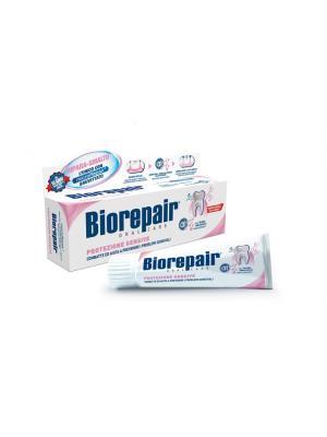 Biorepair Protezione Gengive зубная паста для лечения и профилактики заболеваний десен (75 мл.)