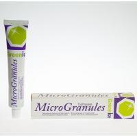 Greenice Micro Granules ортодонтическая зубная паста-гель для брекетов 75 мл