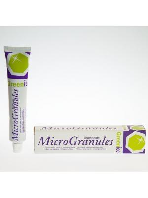 GreenIce Зубная паста-гель с микрогранулами для брекетов 75 мл