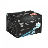 Brilliant Smile одноразовые щетки с напылением зубной пасты 100 шт