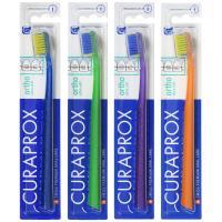 CURAPROX CS 5460 Ortho ортодонтическая щетка с углублением