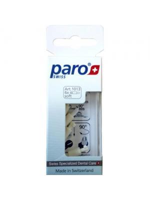 Paro Interspace Tip soft сменные монопучковые насадки (6 шт)