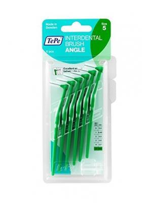 TePe Interdental brush Angle ершики для очищения межзубных промежутков 0,8 мм (6 шт)