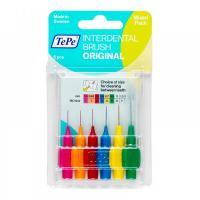 TePe Interdental brush original набор межзубных ершиков 0,4-0,8 мм (6 шт)