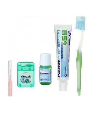 Pierrot Complete Dental Kit гигиенический набор 5 в 1 в футляре