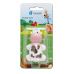 Miradent Funny Cow футляр для хранения детской зубной щетки Коровка