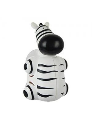 Miradent Funny Zebra футляр для хранения детской зубной щетки Зебра