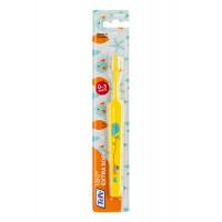 TePe Mini Extra Soft зубная щетка с экстра мягкими щетинками от 0+ до 3 лет