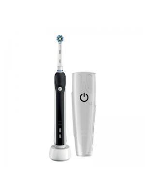 Braun Oral B Pro750 электрическая зубная щётка на аккумуляторе