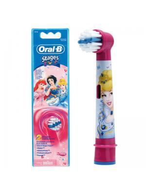 Braun Oral B Stages Power Принцессы насадки для электрической зубной щётки