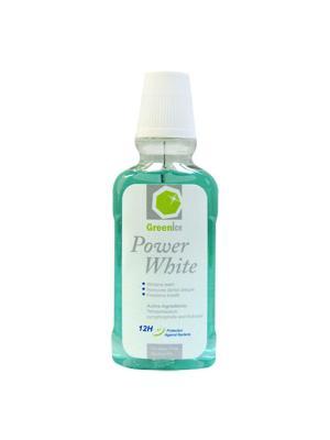 GreenIce Power White ополаскиватель полости рта для отбеливания зубов 300мл