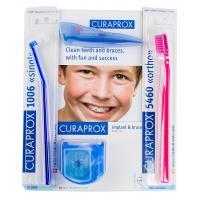 Curaprox ортодонтический набор Ortho Kit