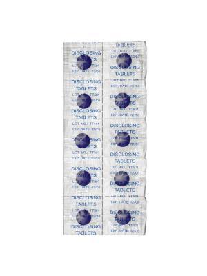 Curaprox PlaqueFinder таблетки для индикации зубного налёта 12шт