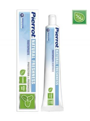 Pierrot Natural Freshness природная свежесть зубная паста гель 75 мл